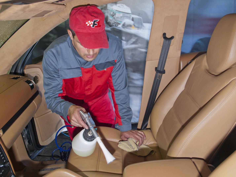 Как сделать предпродажную подготовку авто своими руками